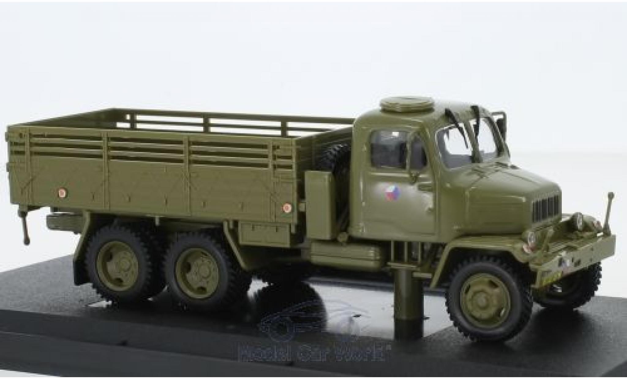 Praga V3S 1/43 Abrex Pritsche Tschechische Armee 1967