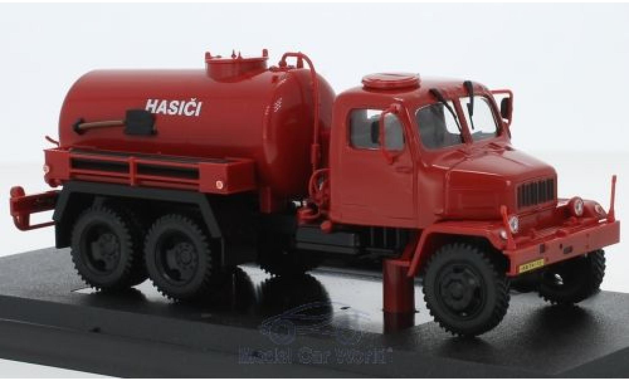 Praga V3S 1/43 Abrex Tankwagen Feuerwehr Tschechien 1967