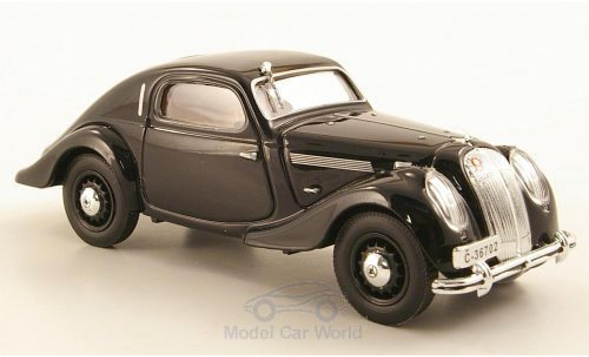 Skoda Popular Sport 1/43 Abrex Monte Carlo noire 1935