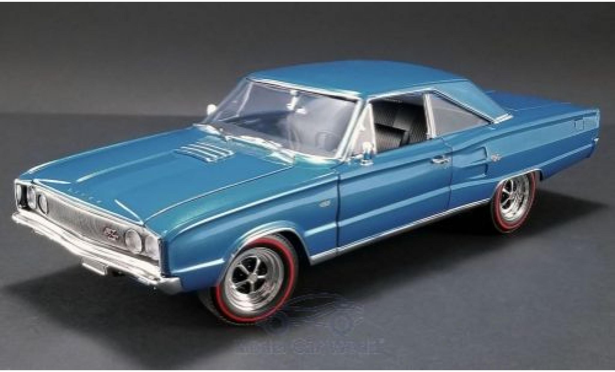 Dodge Coronet 1/18 ACME R/T metallic blue 1967
