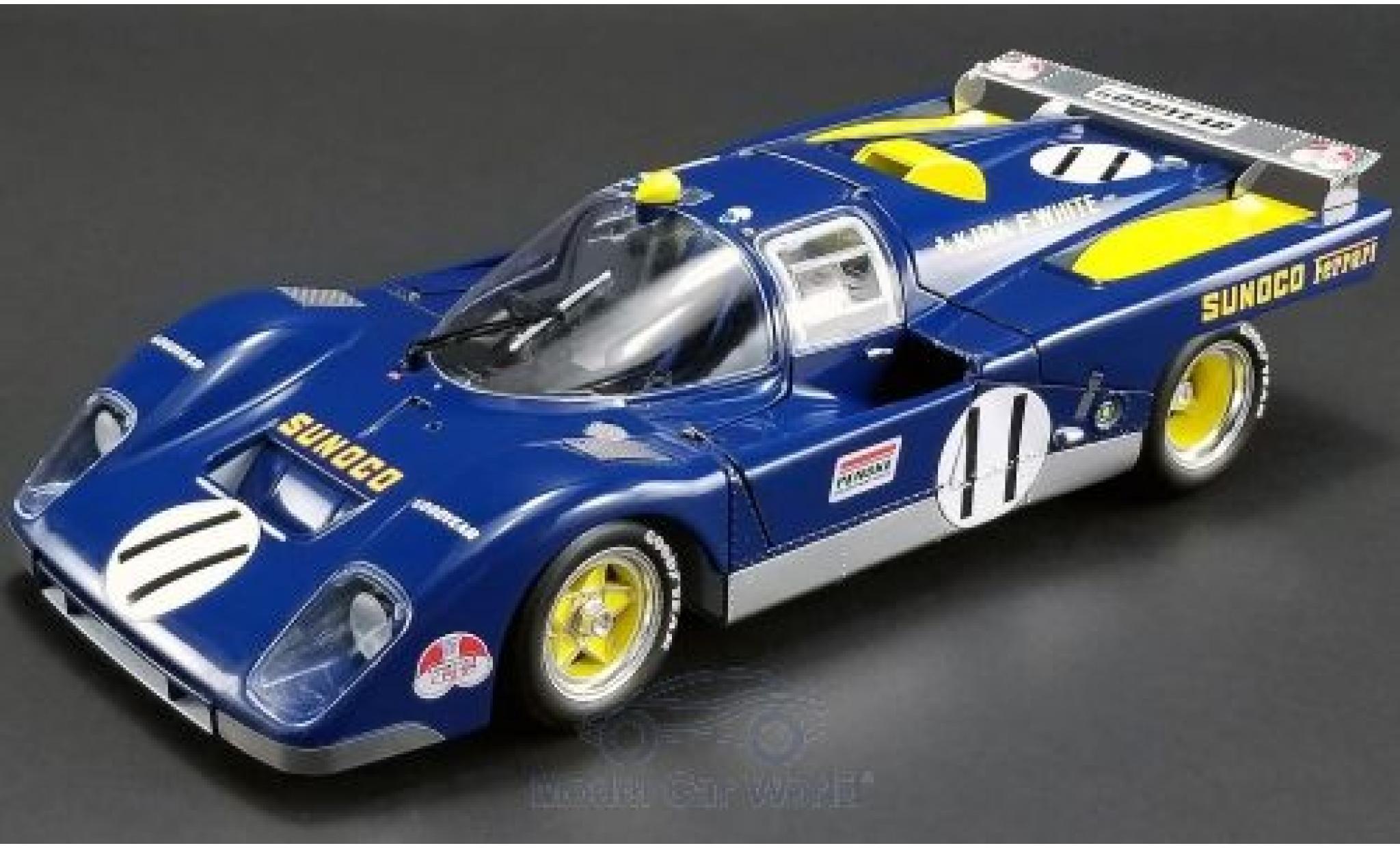 Ferrari 512 1/18 ACME M No.11 24h Le Mans 1971 M.Donohue/D.Hobbs