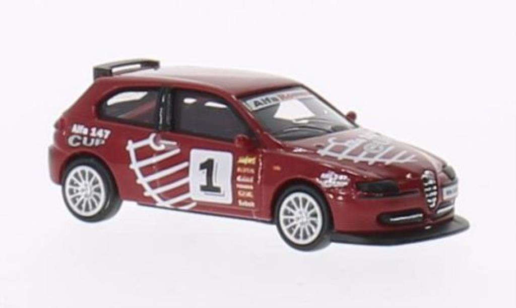 Alfa Romeo 147 1/87 Busch Cup Version 2001 miniature