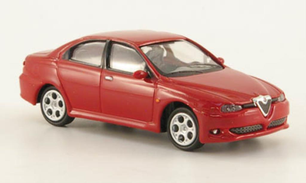 Alfa Romeo 156 GTA 1/87 Ricko rouge 2002 miniature