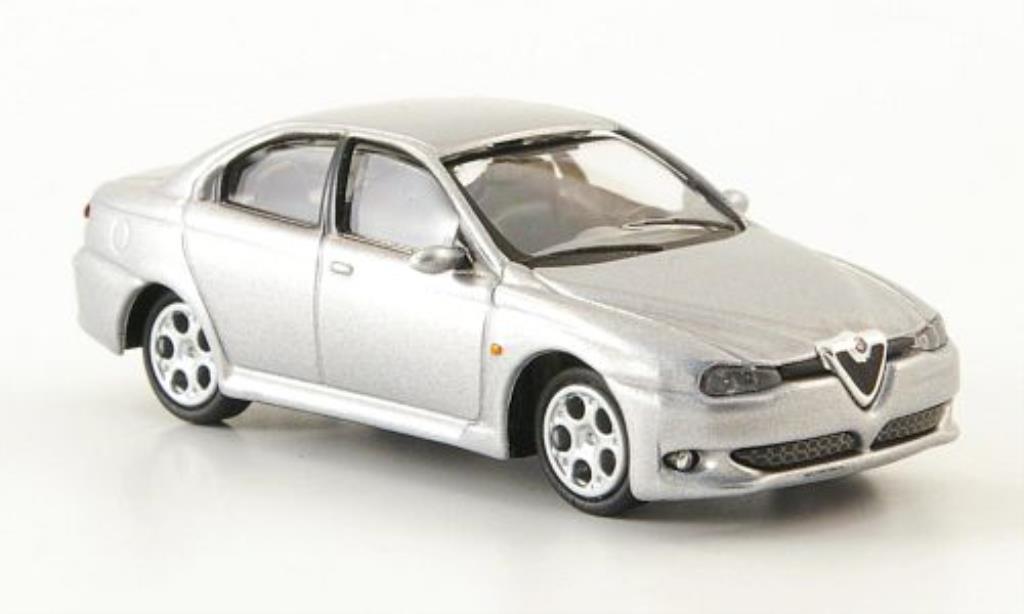 Alfa Romeo 156 GTA 1/87 Ricko grise 2002 miniature