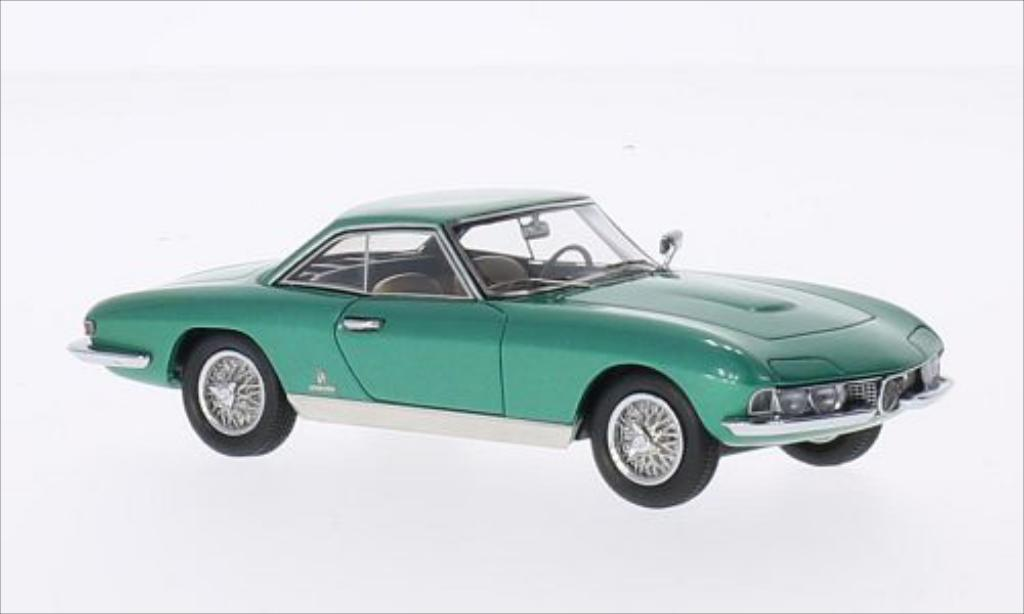 Alfa Romeo 2600 1/43 Kess Coupe Speciale Pininfarina metallic-green 1962