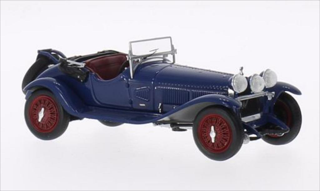 Alfa Romeo 6C 1750 G.S. blue RHD 1930 Minichamps. Alfa Romeo 6C 1750 G.S. blue RHD 1930 miniature 1/43