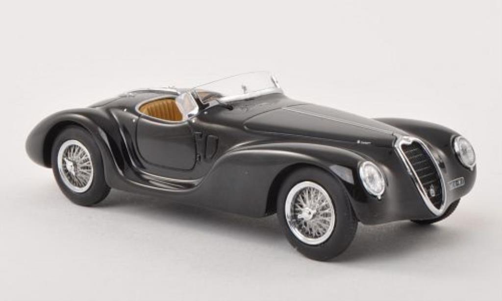 Alfa Romeo 6C 2500 1/43 Minichamps SS Corsa Spider noire 1939 miniature