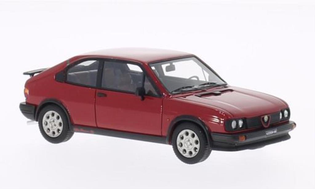 Alfa Romeo Alfasud 1/43 Neo Ti 1.5 Quadrifoglio Verde rouge 1980 miniature