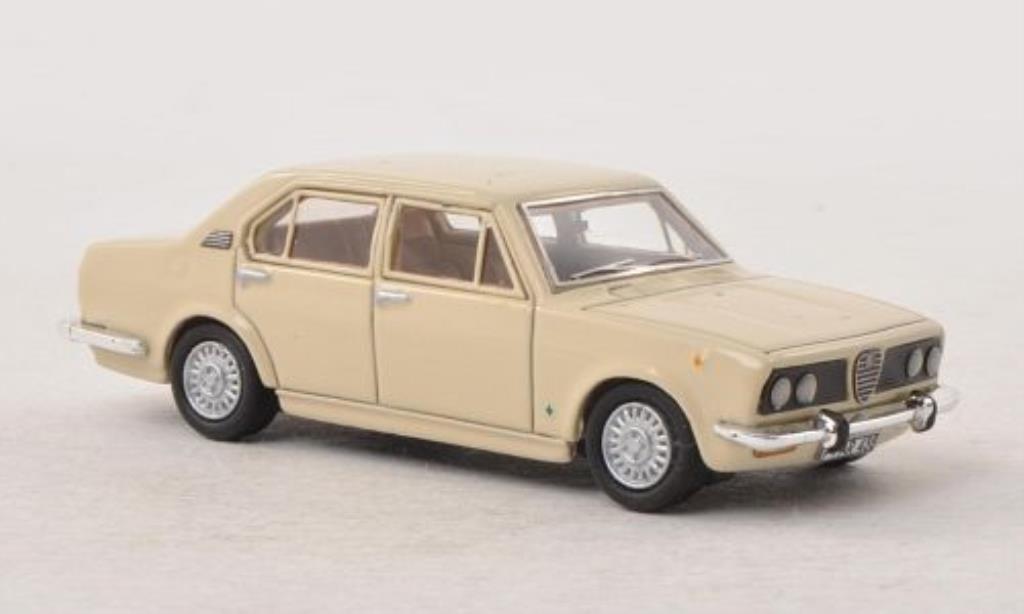 Alfa Romeo Alfetta 1/87 Neo 1.6 beige 1975 miniature