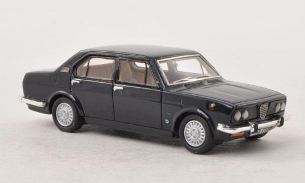 Alfa Romeo Alfetta 1/87 Neo 1.6 bleu 1975 miniature