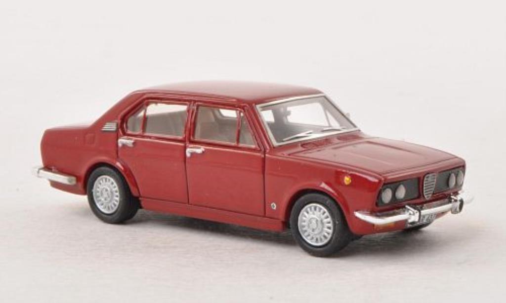Alfa Romeo Alfetta 1/87 Neo 1.6 rouge 1972 miniature