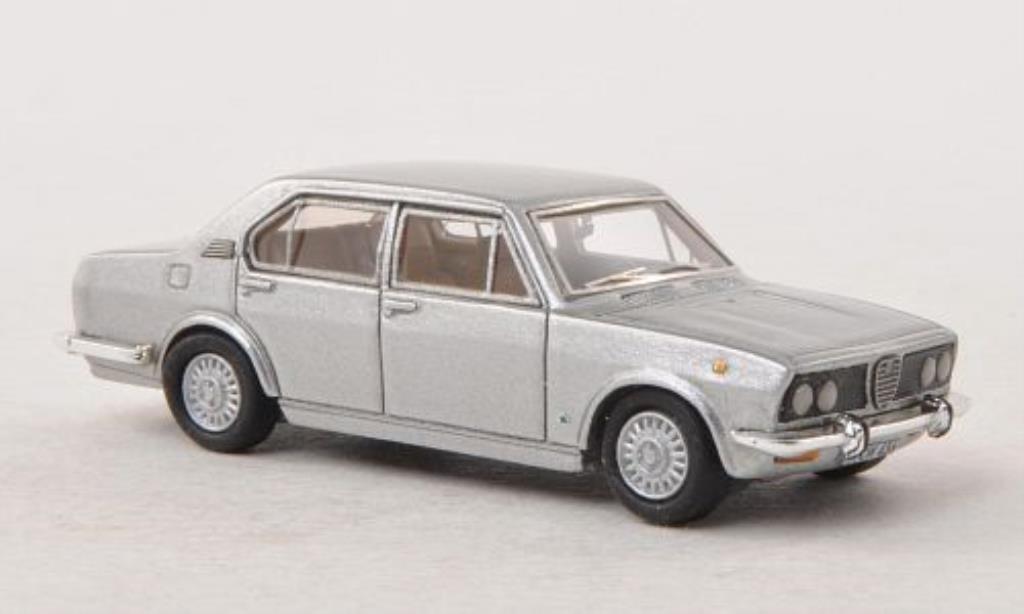 Alfa Romeo Alfetta 1/87 Neo 1.6 grise-grise 1972 miniature