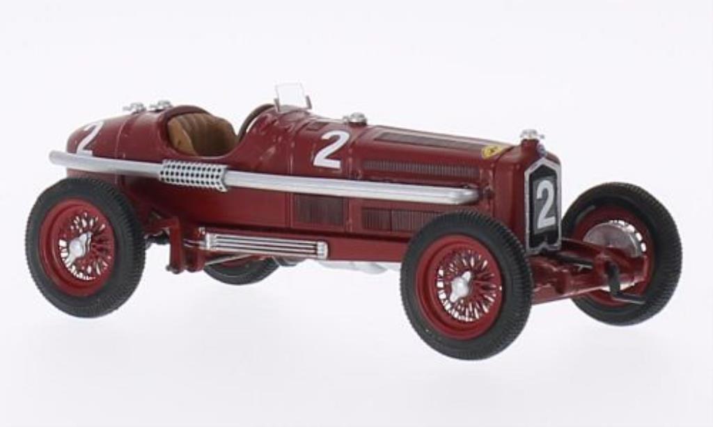 Alfa Romeo P3 1/43 Rio No.2 Bergamo 1935 diecast model cars