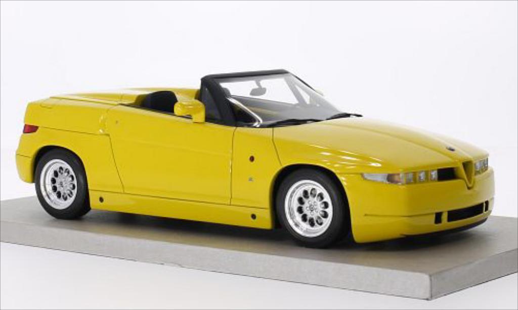 alfa romeo rz miniature voiture. Black Bedroom Furniture Sets. Home Design Ideas