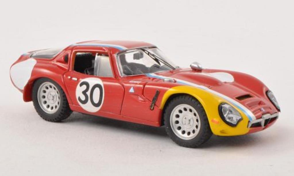 Alfa Romeo TZ2 1/43 Best No.30 Spa 1967 /Pilette miniature