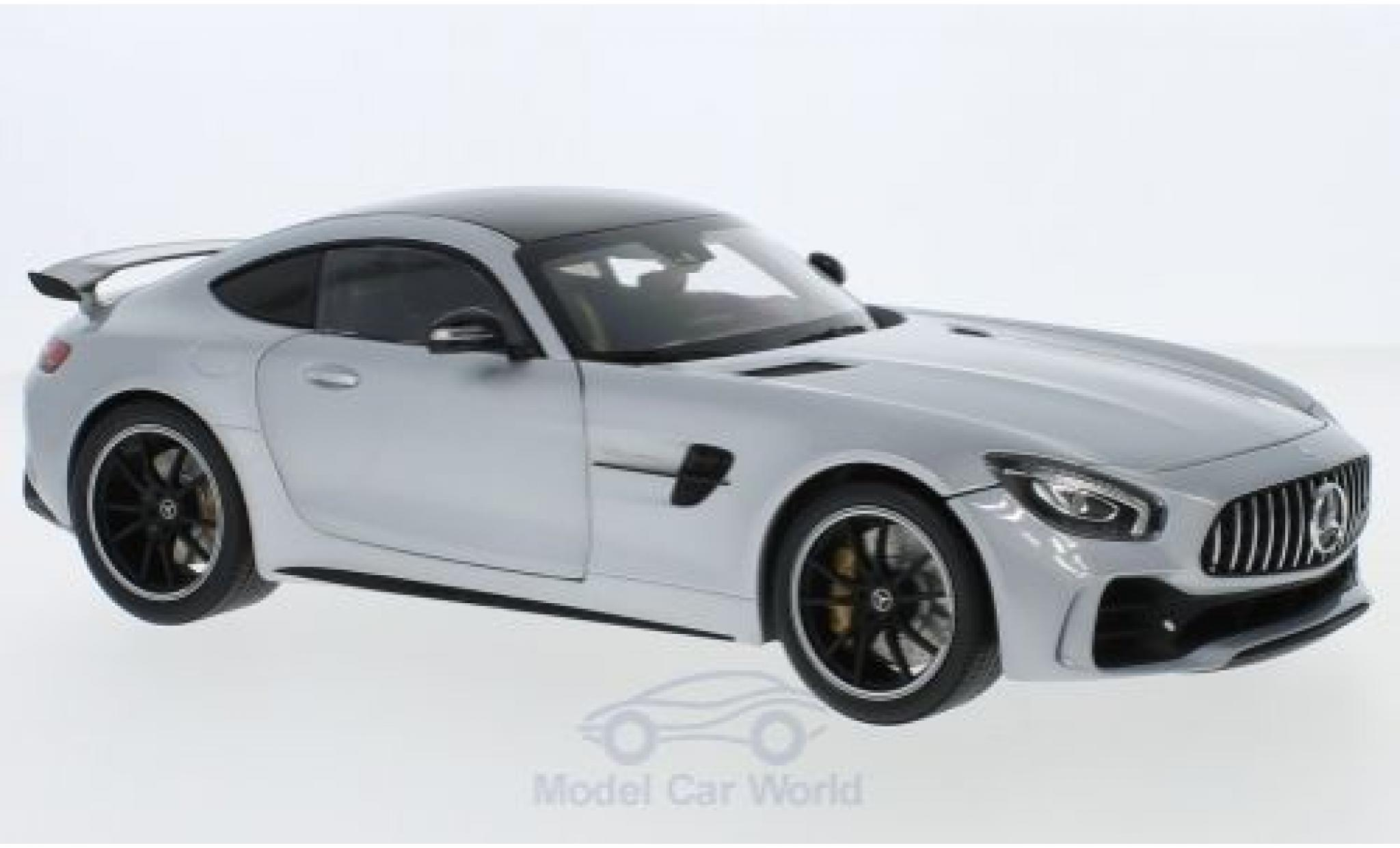 Mercedes AMG GT 1/18 Almost Real R grise 2017