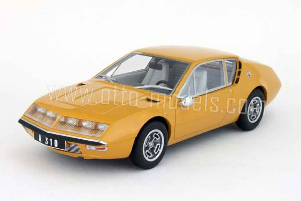 renault alpine a310 1600 orange 1972 ottomobile modellauto. Black Bedroom Furniture Sets. Home Design Ideas