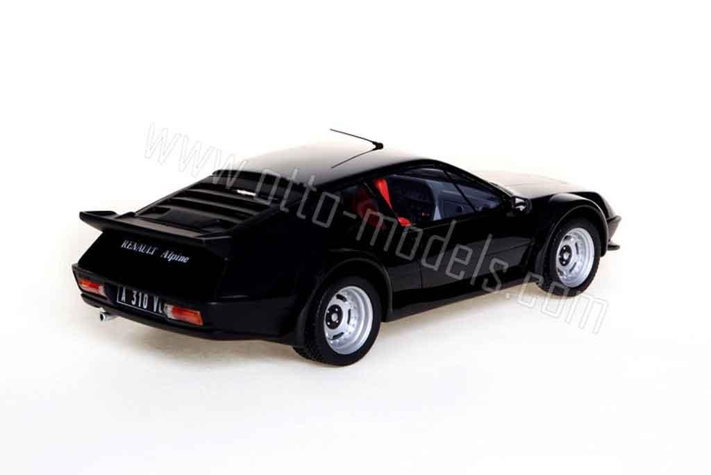 renault alpine a310 pack gt boulogne black 1983 ottomobile. Black Bedroom Furniture Sets. Home Design Ideas