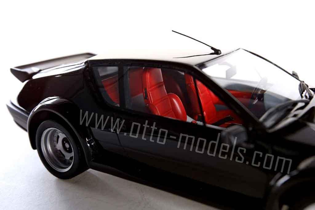 Alpine A310 Pack GT 1/18 Ottomobile boulogne noire 1983