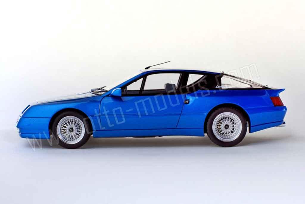 renault alpine gta v6 turbo le mans blue 1991 wheels bbs ottomobile diecast model car 1 18 buy. Black Bedroom Furniture Sets. Home Design Ideas