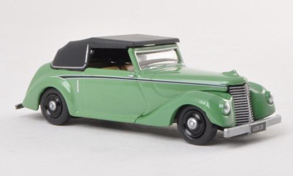 Armstrong Siddeley Hurricane 1/76 Oxford verte miniature