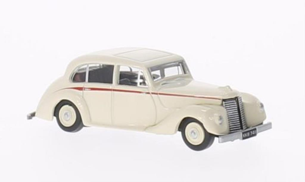 Armstrong Siddeley Lancaster 1/76 Oxford beige/rouge miniature