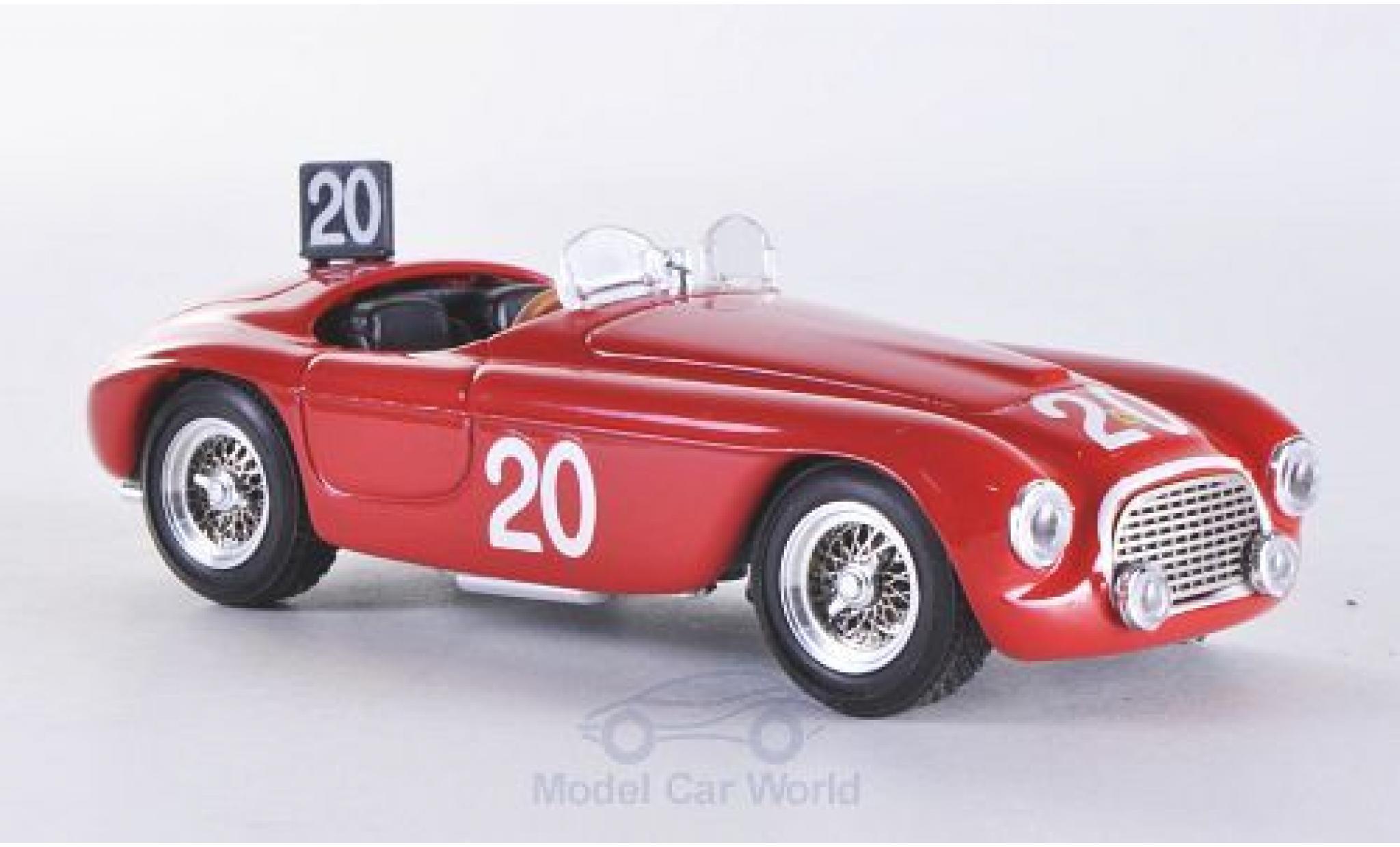 Ferrari 166 1949 1/43 Art Model MM No.20 Spa 1949 Chinetti