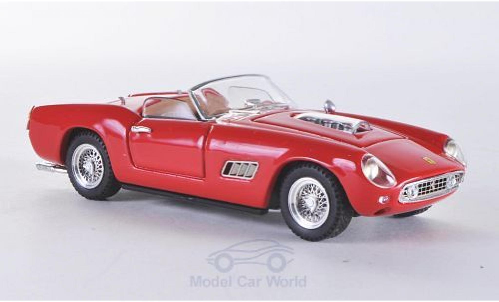 Ferrari 250 P 1/43 Art Model California Competizine red 1960
