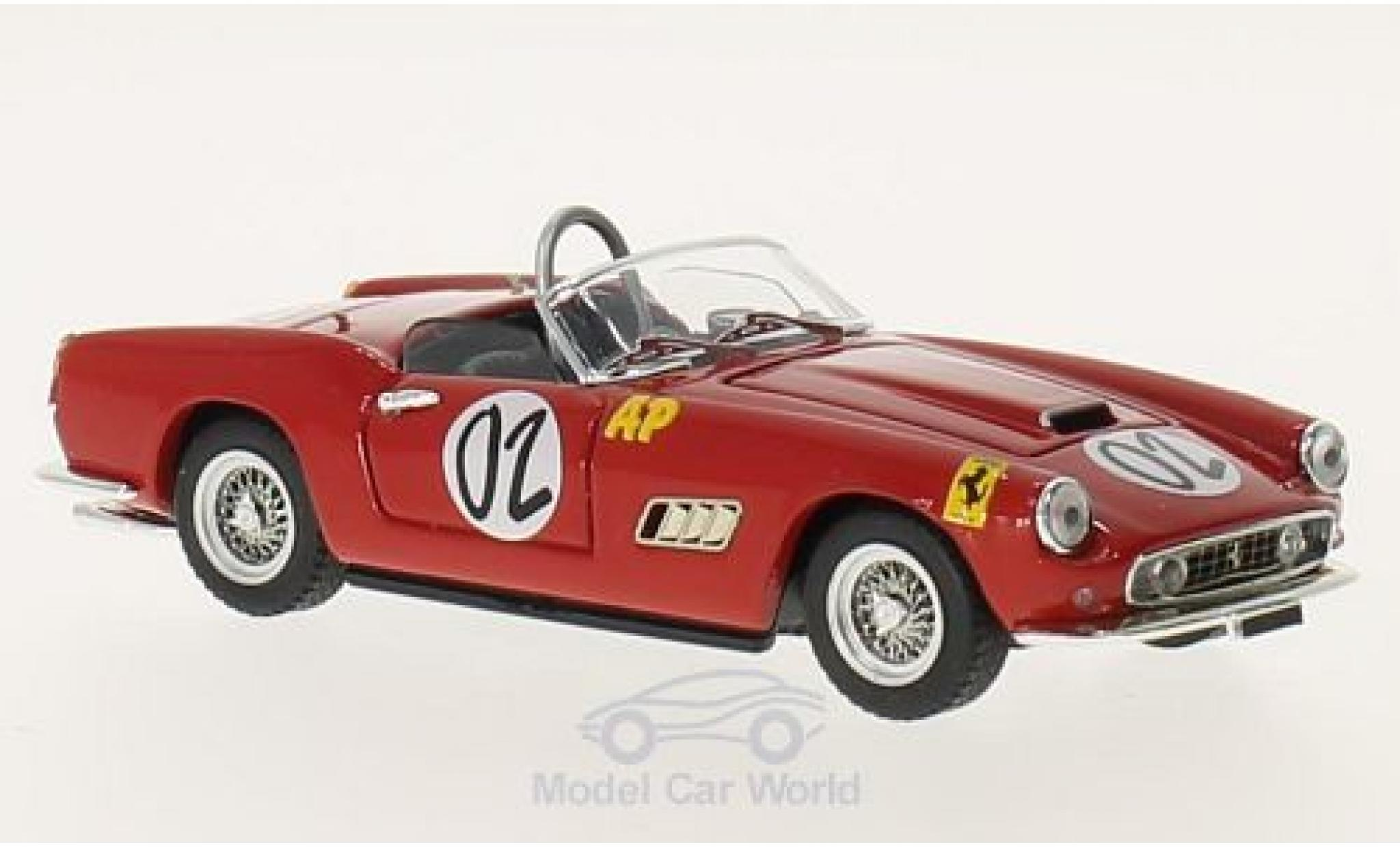 Ferrari 250 1/43 Art Model California No.2 2h Relay Marlboro 1961 Chassis 1085 A.Wylie