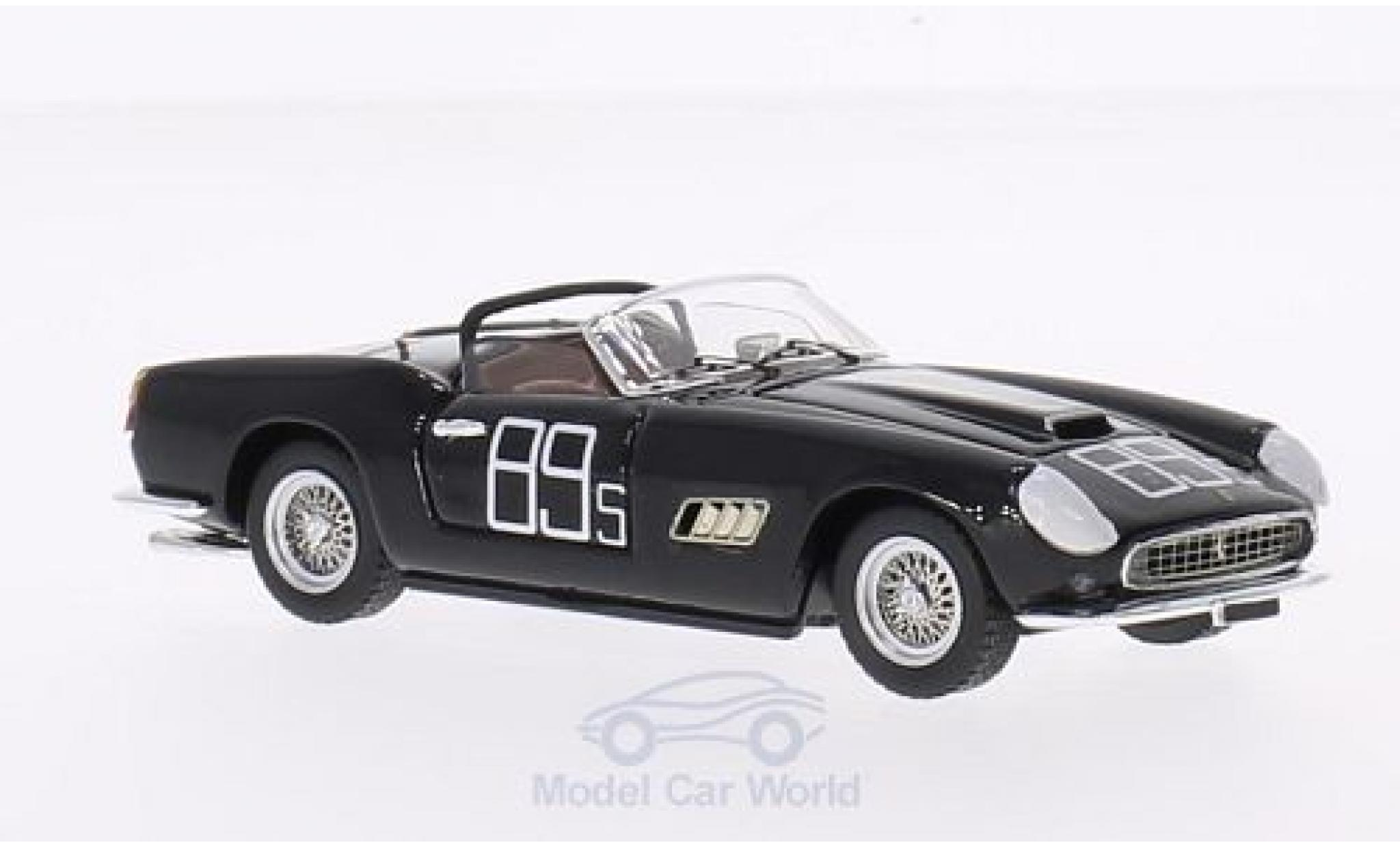 Ferrari 250 P 1/43 Art Model California No.89 SCCA Cumberland 1960 .Mion
