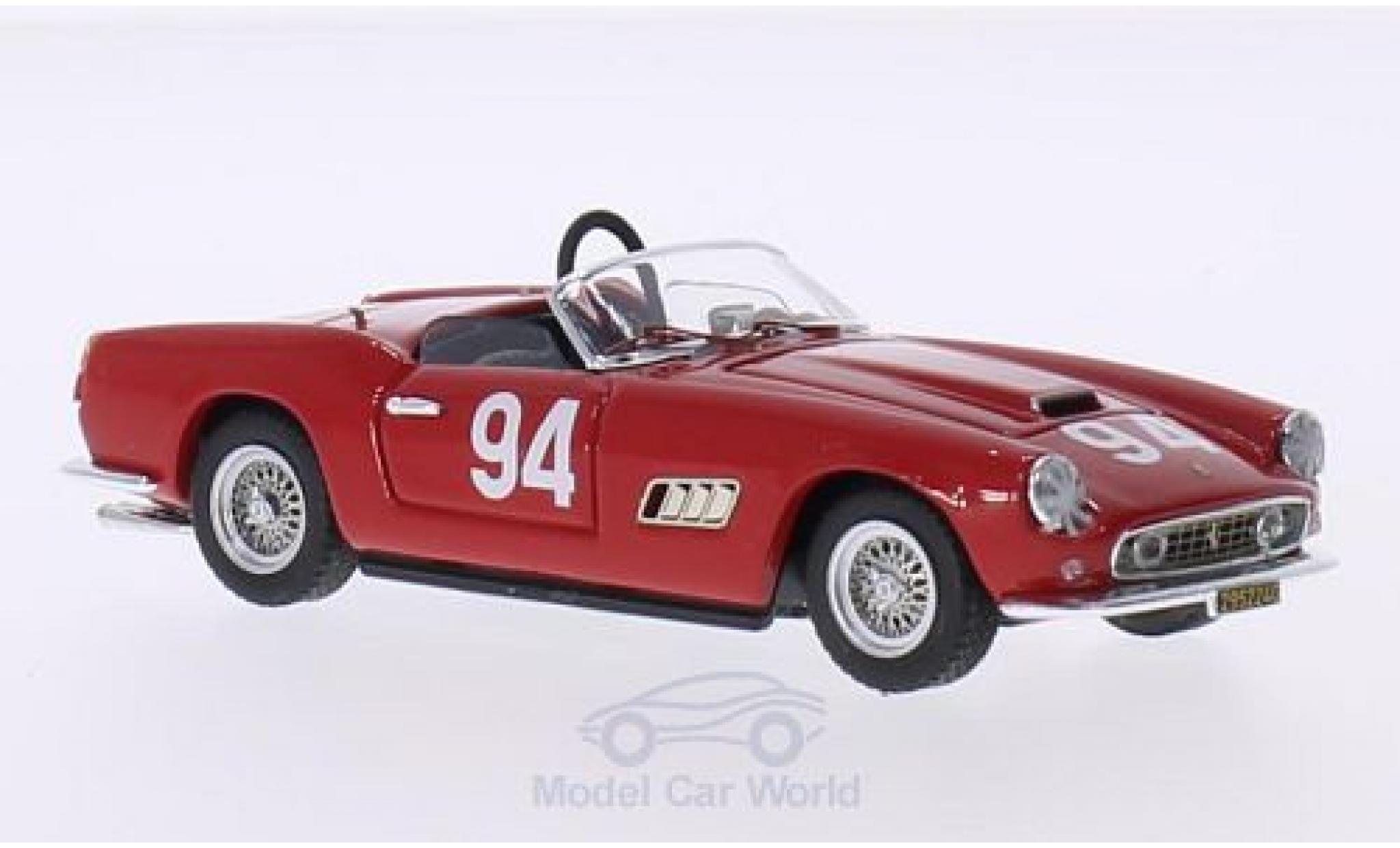 Ferrari 250 1/43 Art Model California rouge No.94 Nassau 1959 W.Burnett