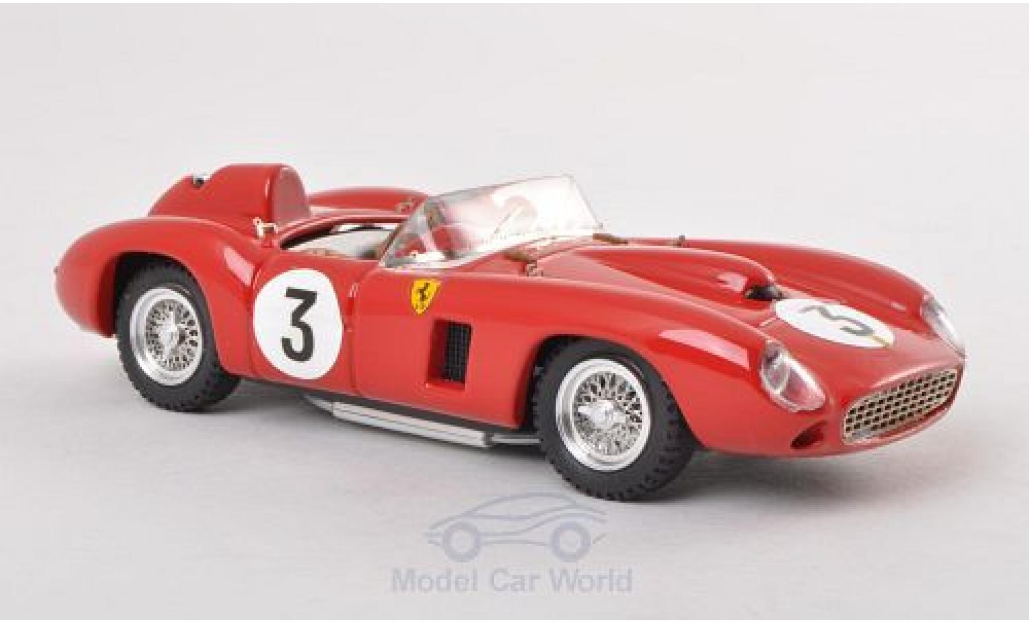 Ferrari 290 1956 1/43 Art Model MM No.3 GP Schweden 1956 P.Hill/M.Trintignant