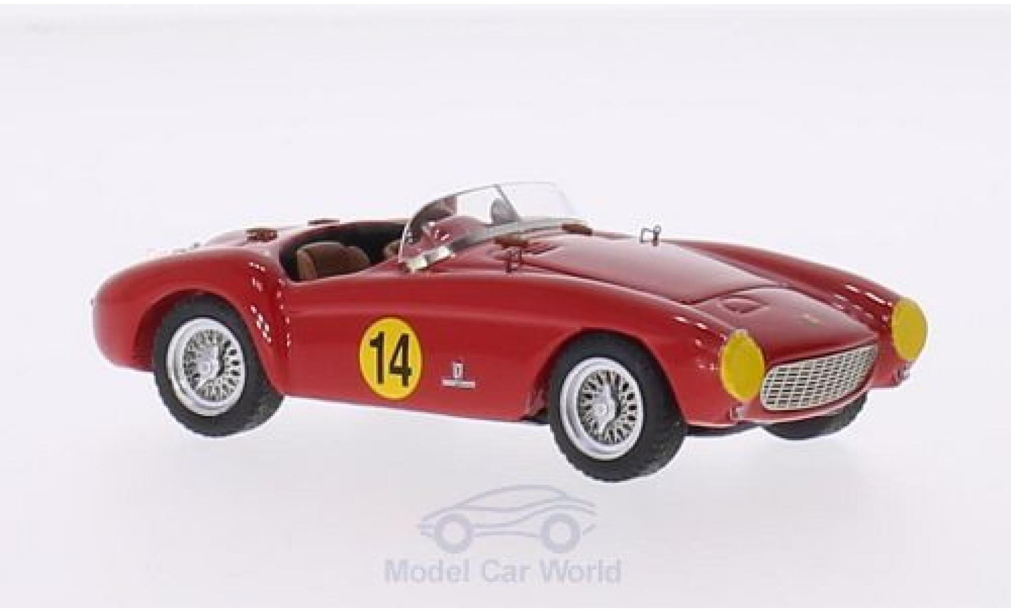 Ferrari 500 Mondial 1/43 Art Model RHD No.14 24h Spa 1954 H.Roosdorp