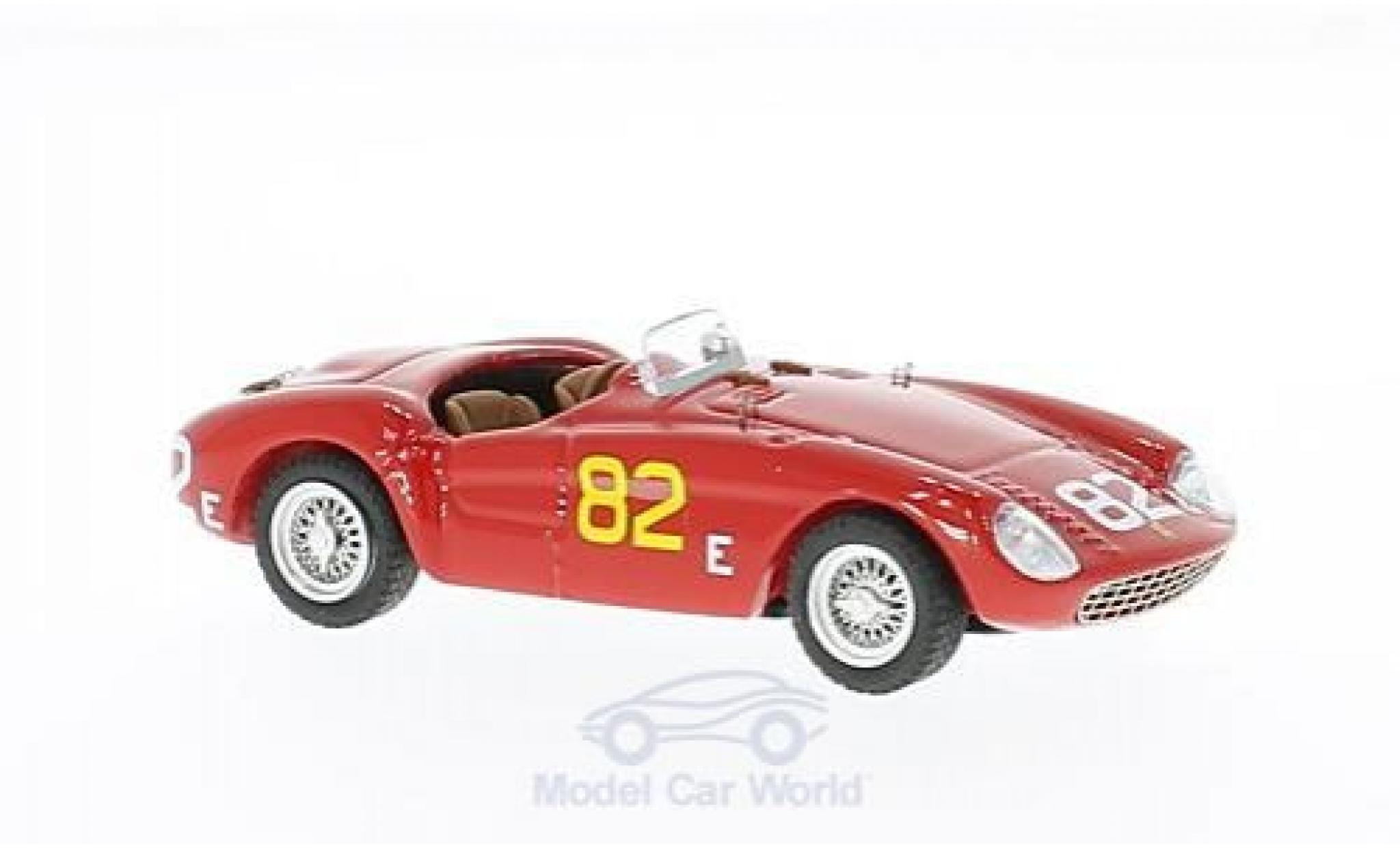 Ferrari 500 Mondial 1/43 Art Model RHD No.82 6h Torrey Pines 1956 Chassis: 0438 P.Hill