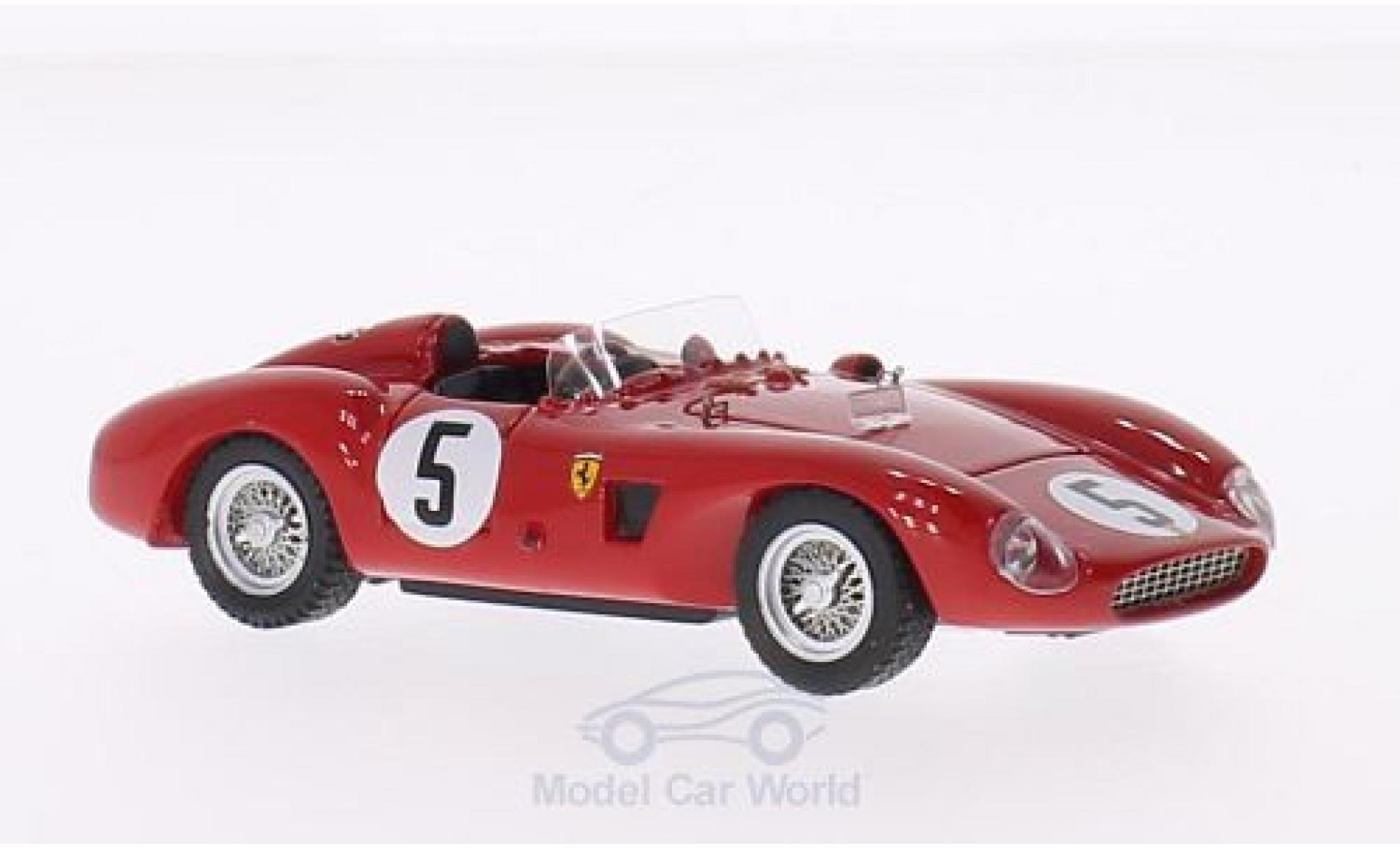 Ferrari 625 1/43 Art Model LM No.5 Scuderia Road America 1962 M.Gerber/Bridge