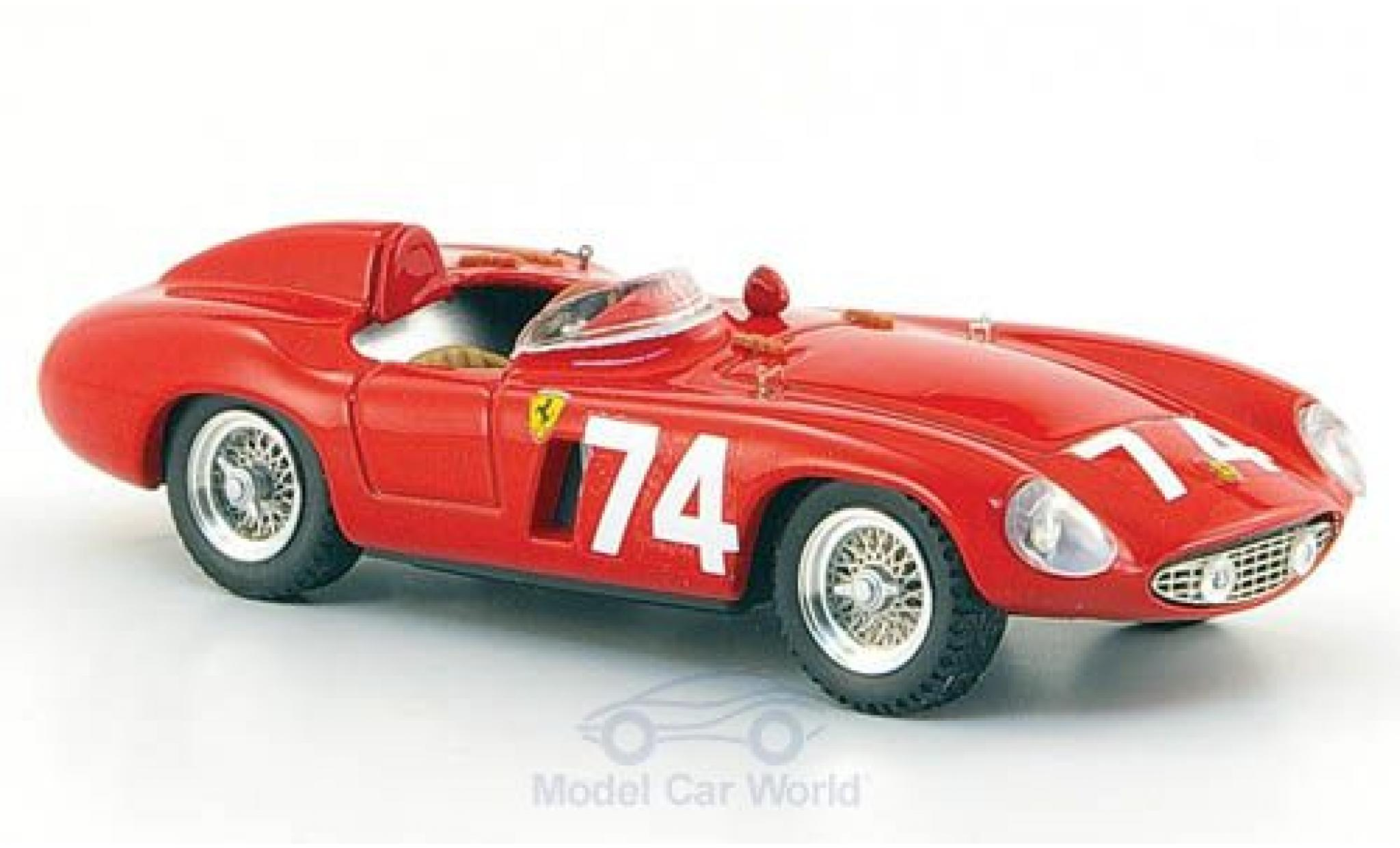 Ferrari 750 1955 1/43 Art Model Monza No.74 Targa Florio