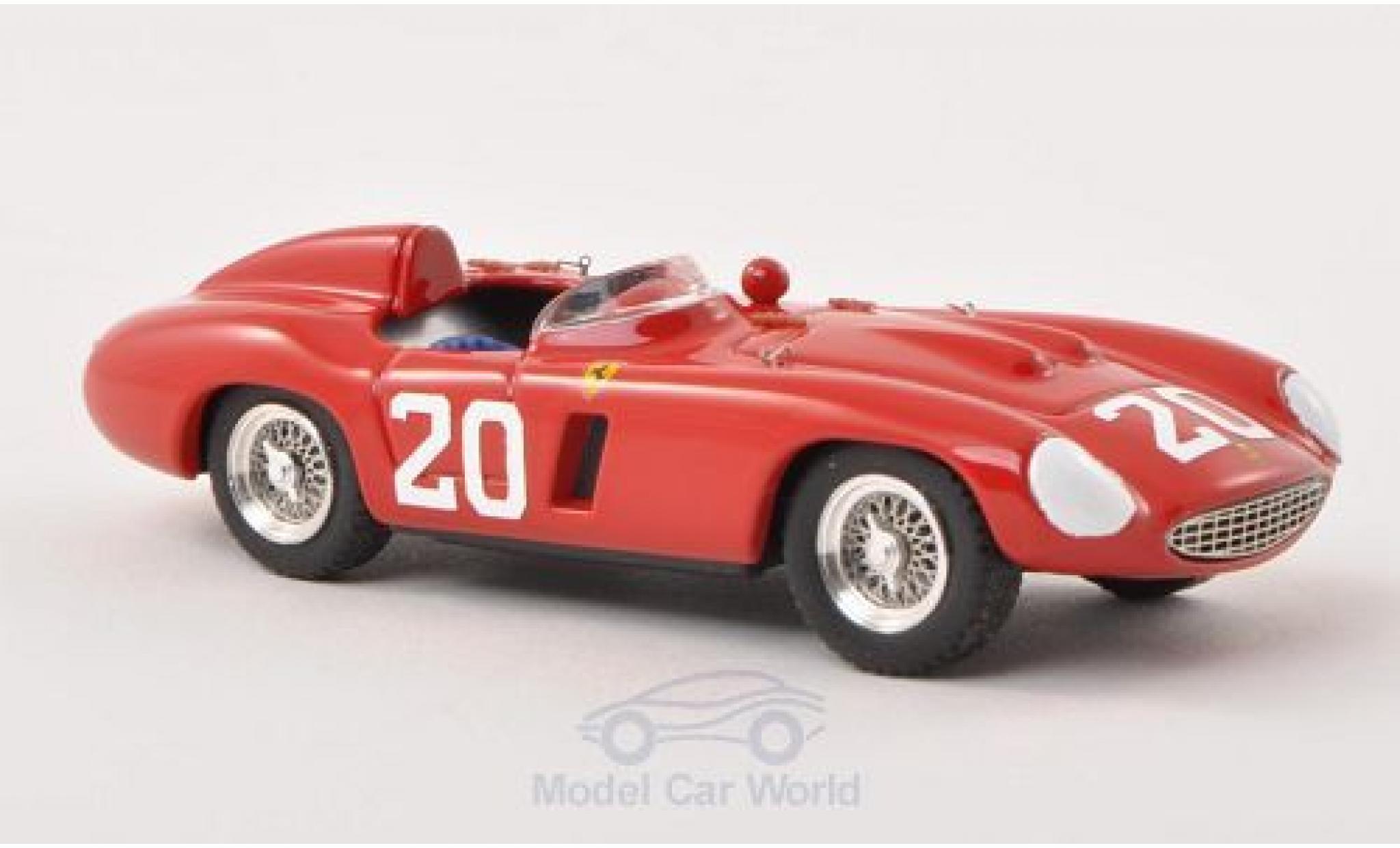 Ferrari 857 1/43 Art Model S No.20 Nassau 1955 P.Hill