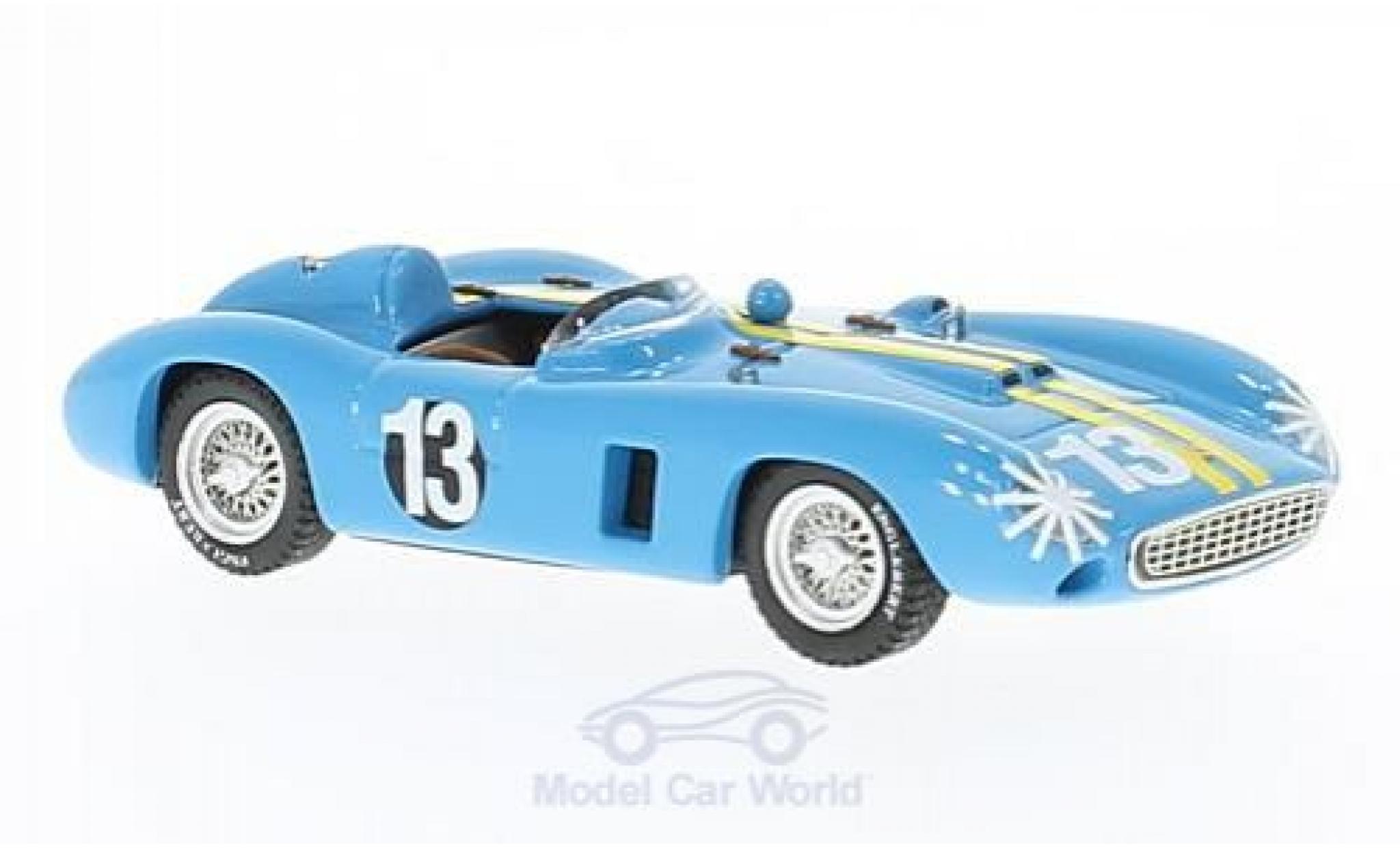 Ferrari 860 1/43 Art Model Monza RHD No.13 Nassau Trophy 1956 A.de Portago