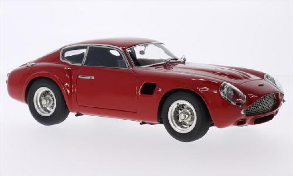Miniature Aston Martin DB4 GT Zagato RHD 1961 CMC. Aston Martin DB4 GT Zagato RHD 1961 miniature 1/18