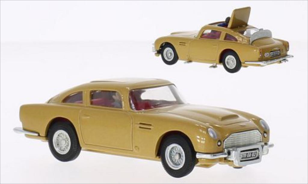 aston martin db5 gold rhd corgi modellauto 1 0 kaufen verkauf modellauto online. Black Bedroom Furniture Sets. Home Design Ideas