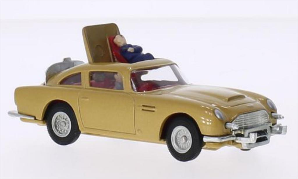 aston martin db5 gold rhd corgi diecast model car 1 0 buy sell diecast car on. Black Bedroom Furniture Sets. Home Design Ideas