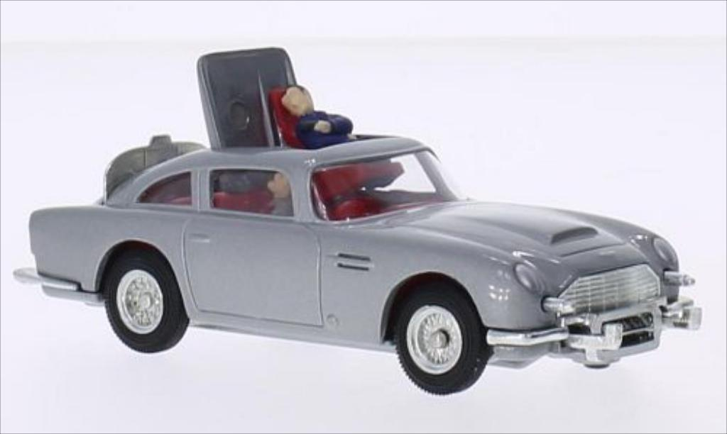 aston martin db5 metallic gray rhd corgi diecast model car 1 0 buy sell diecast car on. Black Bedroom Furniture Sets. Home Design Ideas