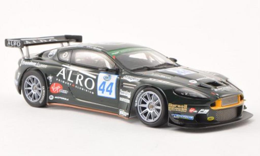 Aston Martin DBRS9 1/43 Minichamps No.44 Barwell Motorsport Fia GT3 Race Spa-Francorchamps 2006 /Cocker diecast