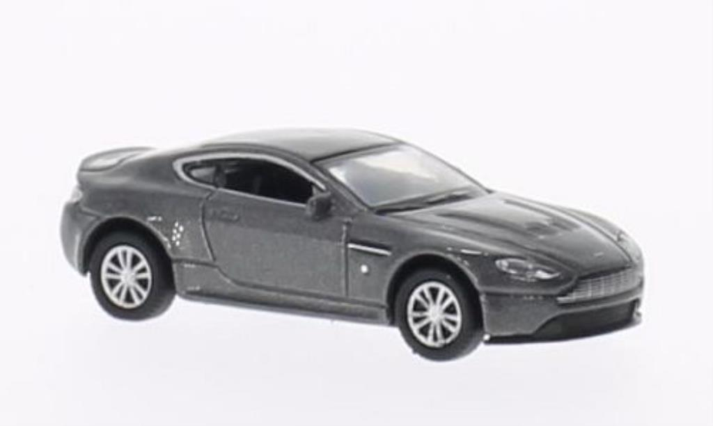 aston martin v12 vantage gray welly diecast model car 1 87 buy sell diecast car on alldiecast. Black Bedroom Furniture Sets. Home Design Ideas
