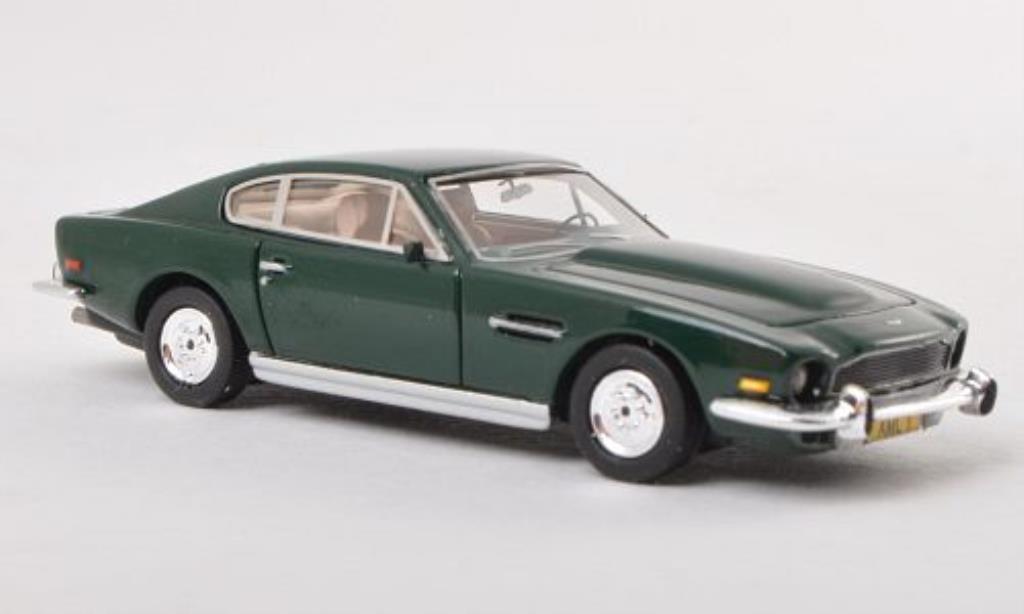 Aston Martin V8 grun LHD 1980 Neo. Aston Martin V8 grun LHD 1980 modellauto 1/87