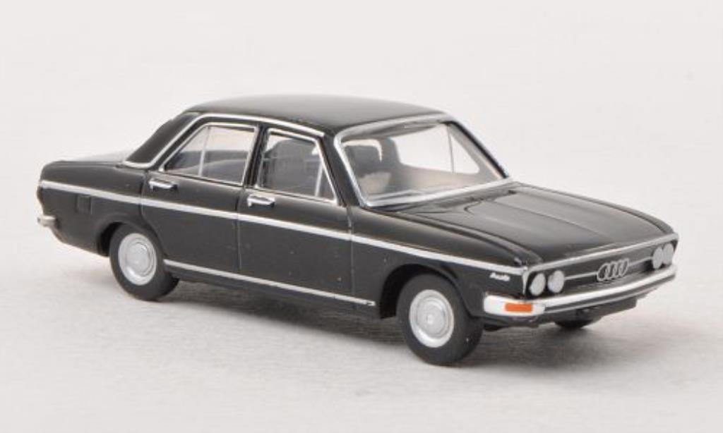 Audi 100 Ls Ls Black Herpa Diecast Model Car 1 87 Buy