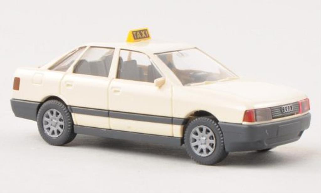 Audi 80 1/87 Wiking Taxi miniature