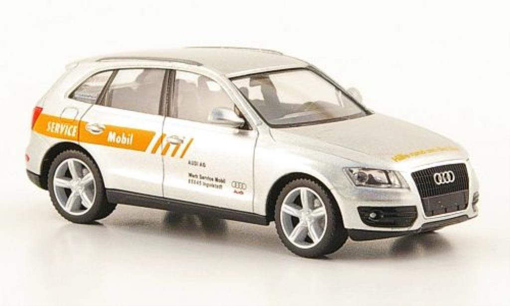 Audi Q5 1/87 Herpa Service Mobil miniature