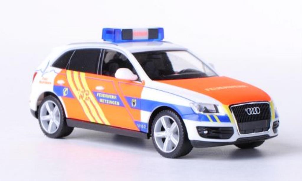 Audi Q5 1/87 Herpa Feuerwehr Metzingen - First Responder miniature