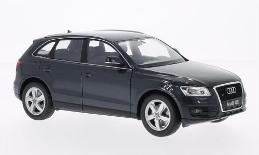 Audi Q5 1/24 Welly metallic-anthrazit